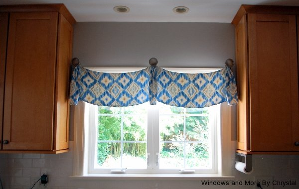 Carolina Valance with alterations