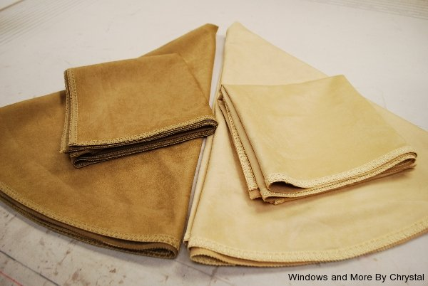 Micro Suede Tablecloths