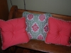 Button Tufted Pillows