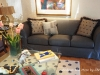 Waterfall Skirt Sofa Slipcover