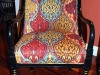 upholstered-swan-chair
