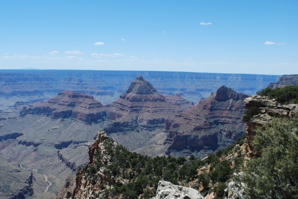 North Rim of Grand Canyon