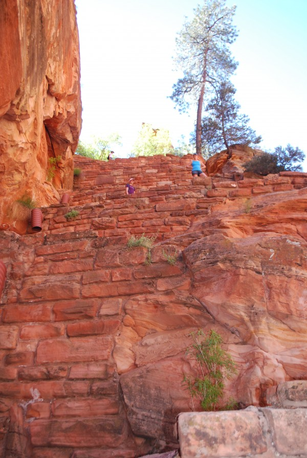 Walter's Wiggles in Zion National Park