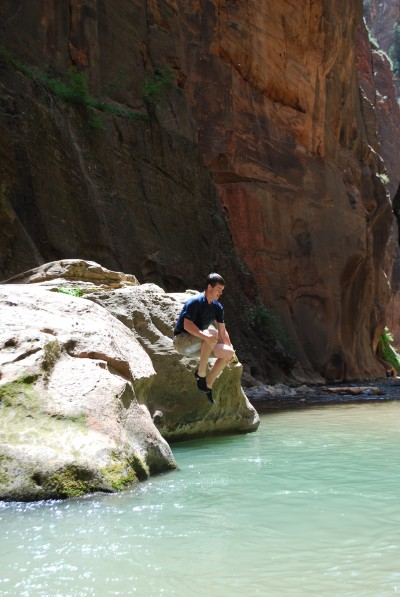 Narrows at Zion National Park