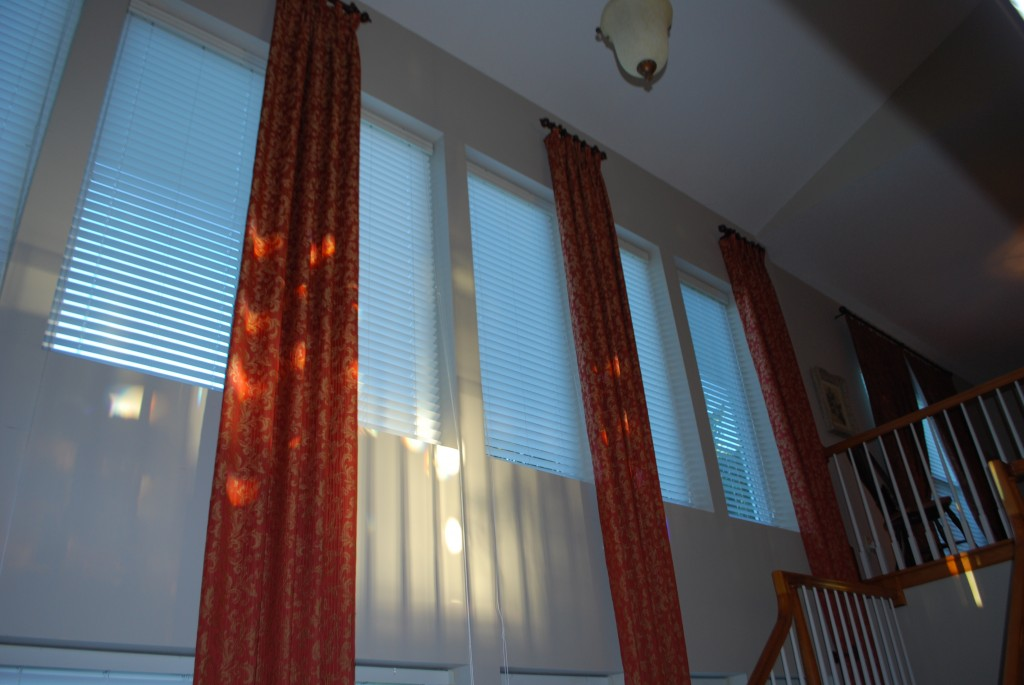 Atrium Window Treatment