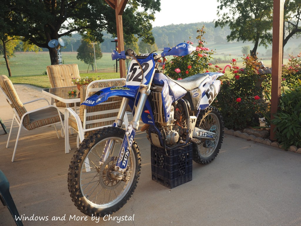 Ian's Dirt Bike