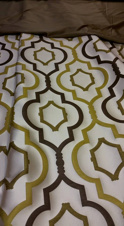 Fabric For Heather Hannick Designs Project