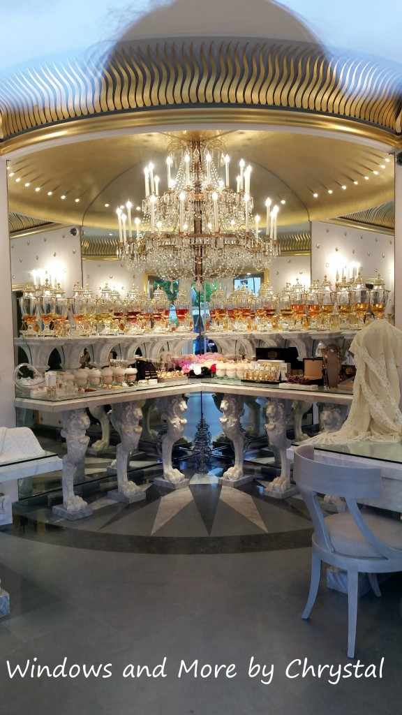 Perfumery in Paris