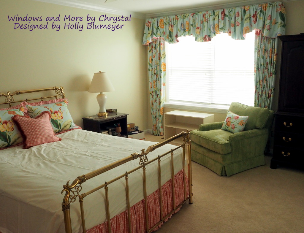 Upholstery Window Treatments And Bedding Projects For Holly